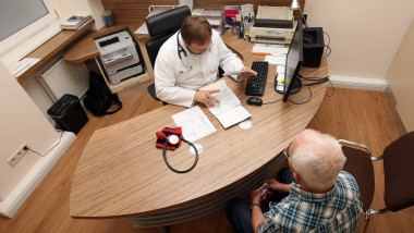 medic cabinet pacient
