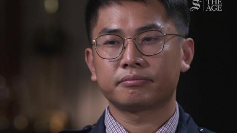 wang liqiang spion china