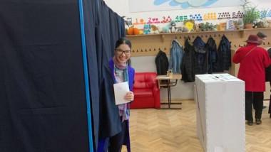 Ana Birchall vot alegeri 2019