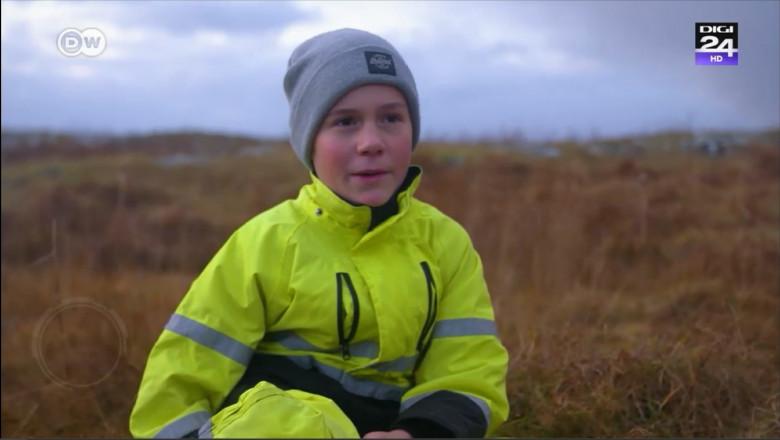 copil insula norvegia -focus