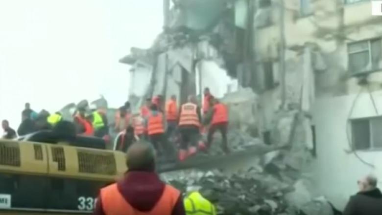 cutremur albania 2