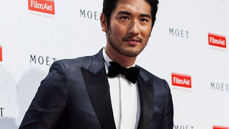 godfrey gao getty 2