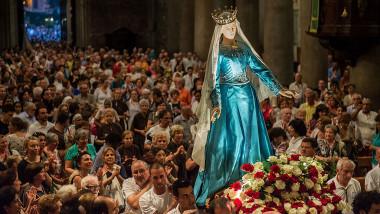 Madonna della Fiumarola Religious Procession