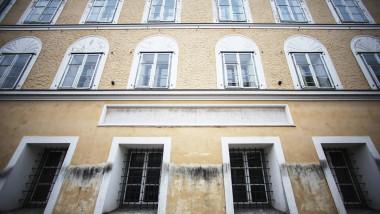 foto: VOLKER WEIHBOLD braunau hitlerhaus geburtshaus adolf hitlers