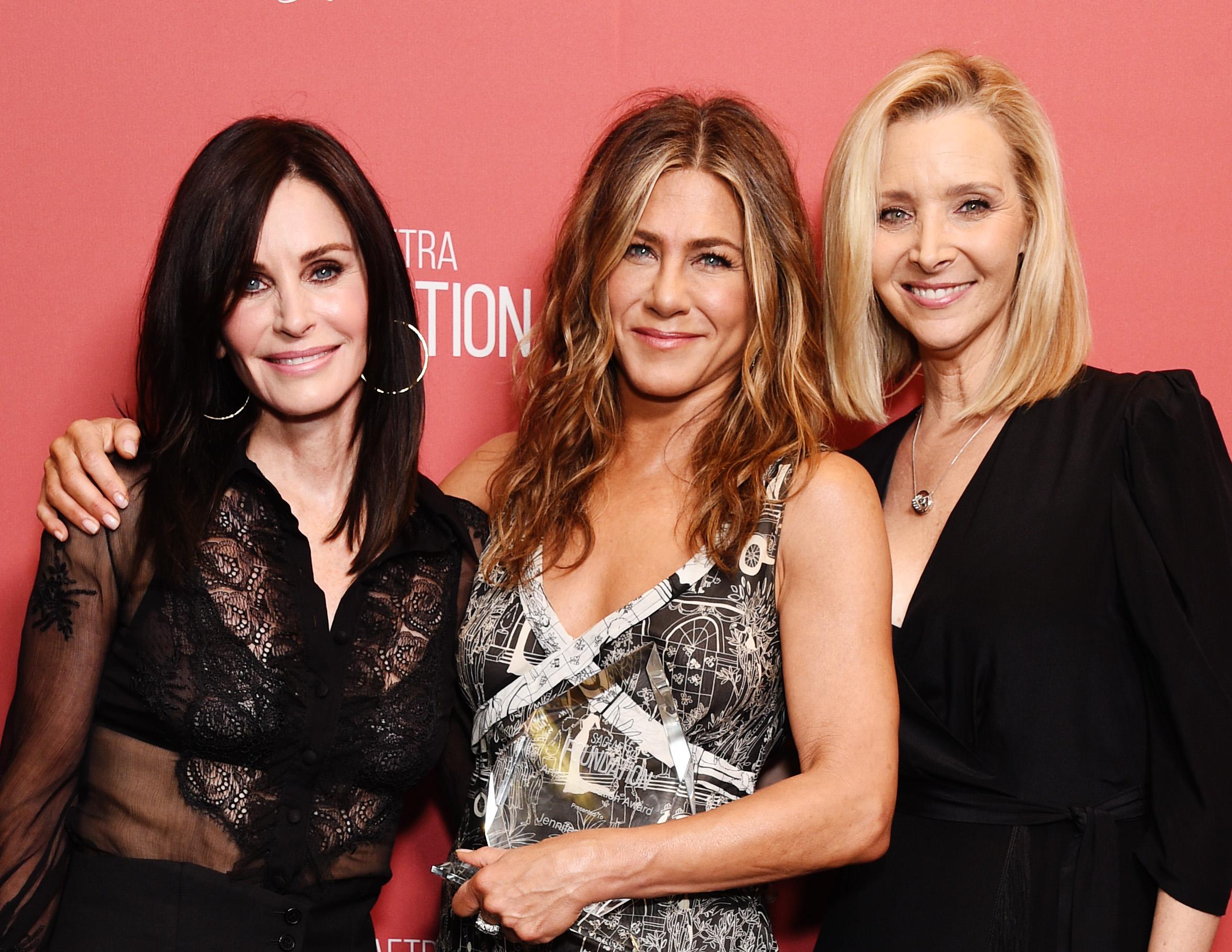 Jennifer Aniston, direct in Cartea Recordurilor