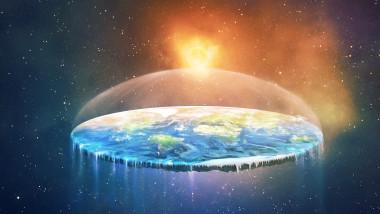"""Ilustrație cu """"discul"""" planetar"""