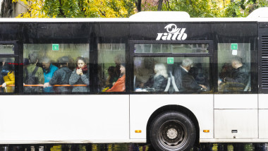 Public transport bus