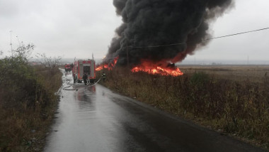 raw Incendiu depozit Dragasani 231119