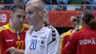 romania spania handbal feminin captura