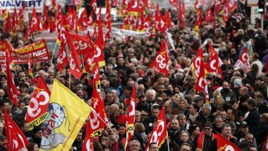 grevă generală Franța