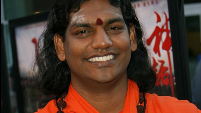 Nithyananda Swami guru getty