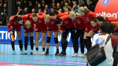 romania nationala handbal feminin