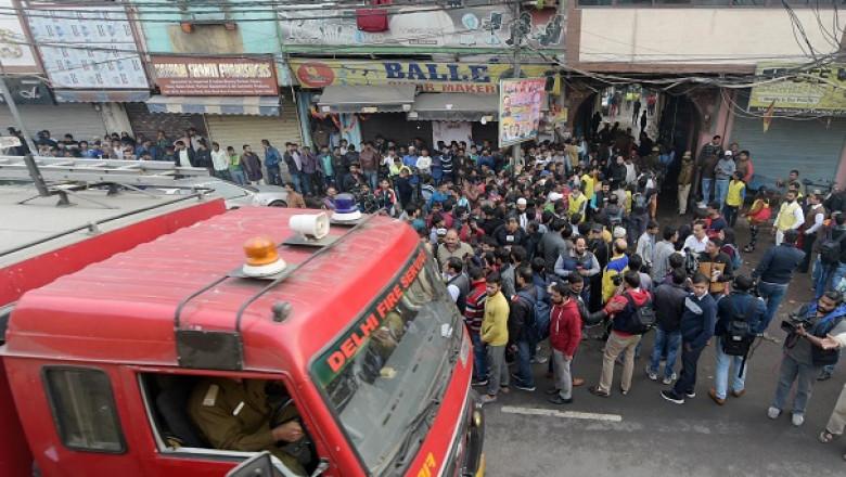 incendiu india business standard