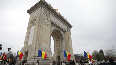 Tradiționala paradă de 1 Decembrie de la Arcul de Trumf nu va mai avea loc în acest an