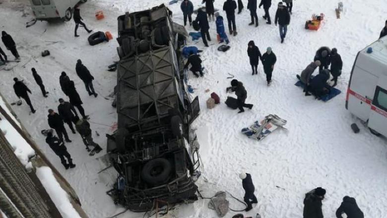 accident autobuz rusia 1