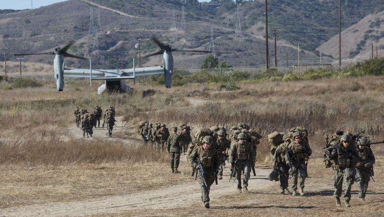 11th MEU arrives home to Camp Pendleton