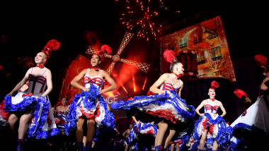 The Moulin Rouge Celebrates Its 130 Anniversary