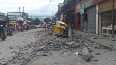 cutremur filipine twitter