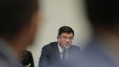 Ministrul Mediului Costel Alexe
