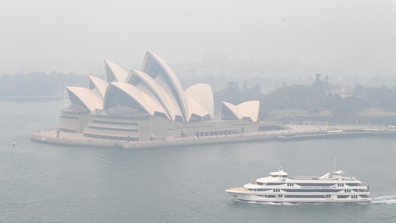 sidney poluare australia foto getty