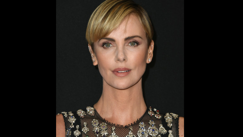 charlize theron getty