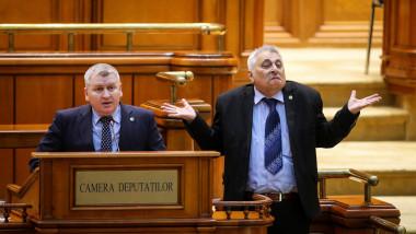 Nicolae Bacalbasa (dr) si Florin Roman, PNL