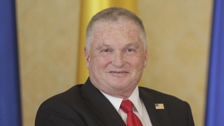 ADRIAN ZUCKERMAN - AMBASADOR SUA INQUAM GANEA