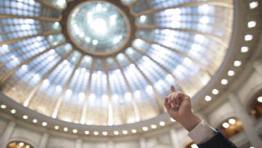 cupola-parlament-motiune-cenzura-dancila-inquamphotos-octav-ganea