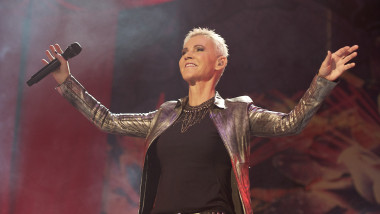 Roxette Performs In Concert In Madrid