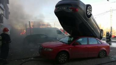 explozie-galati-masini-avariate