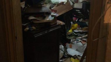 gunoaie apartament sectorul 3