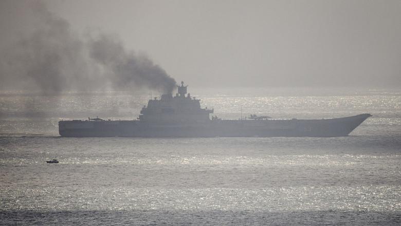 portavion rus