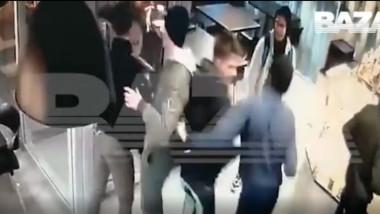 tanara atacata in Rusia