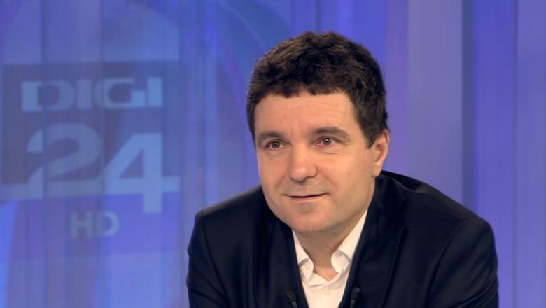 Nicusor Dan: Poluarea din Bucuresti poate fi redusa la jumatate intr-un mandat de 4 ani
