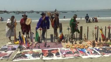 șamani Peru
