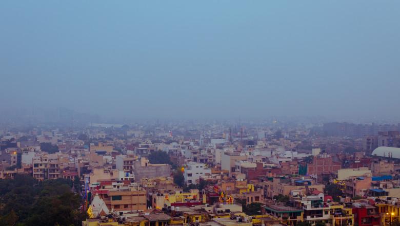 New Delhi City india oras