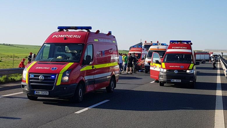 accident pompieri smurd