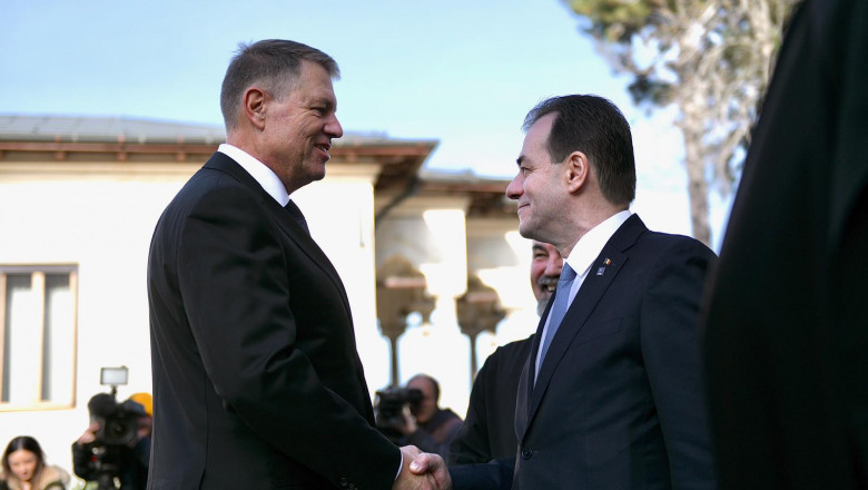 klaus-iohannis-ludovic-orban-gov