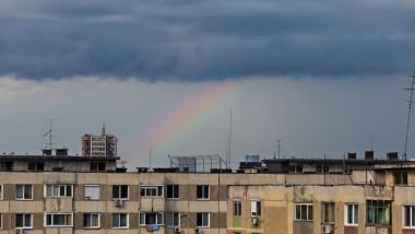 blocuri bucuresti curcubei vreme meteo nori