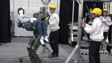 VIDEO | Kaleido, robotul umanoid conceput pentru intervenții în zonele afectate de dezastre