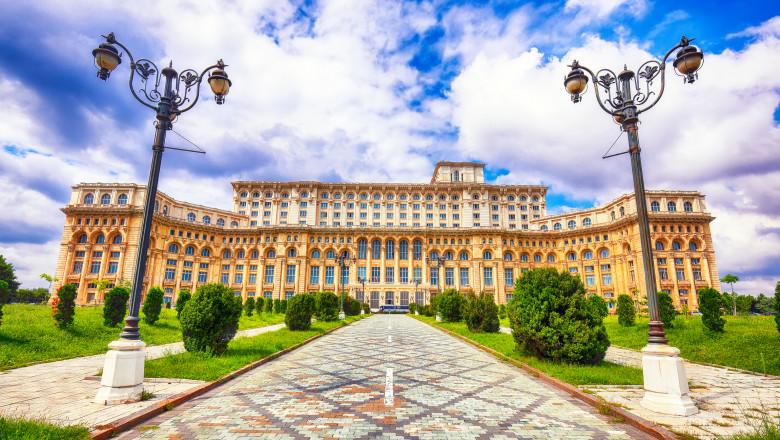 Parliament of Bucharest