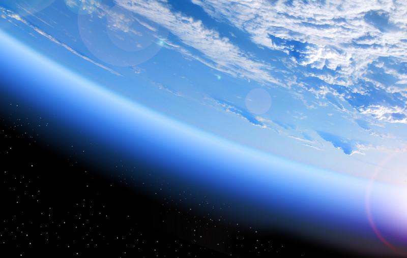 Pământul văzut din spațiu
