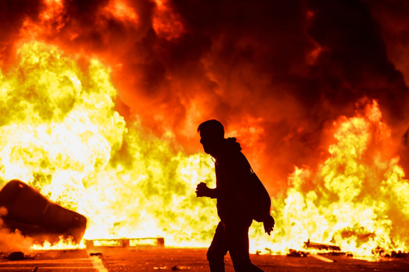 Proteste Barcelona 2019