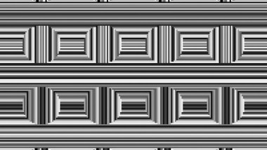 iluzie cercuri
