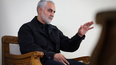 Top Iranian General Qasem Soleimani killed in US airstrike on Baghdad