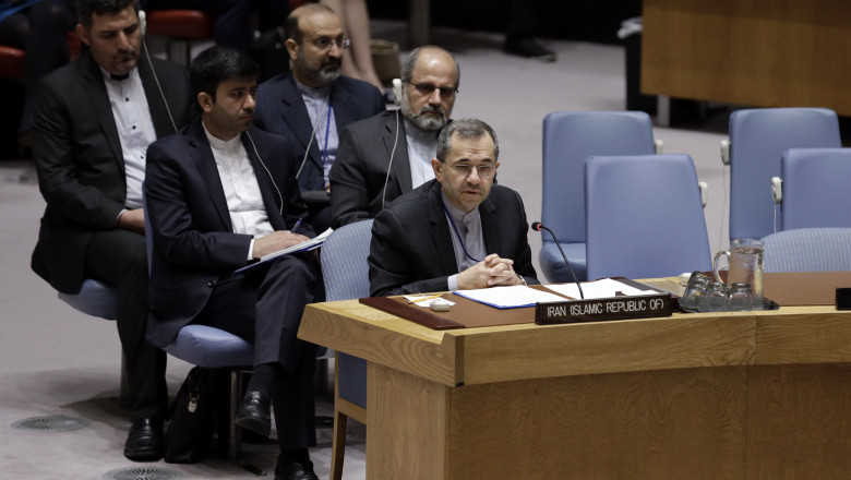 UN-SECURITY COUNCIL-IRAN NUCLEAR DEAL