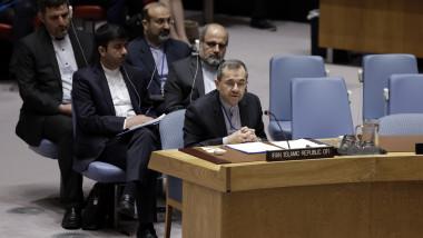 UN-SECURITY COUNCIL-IRAN NUCLEAR DEAL