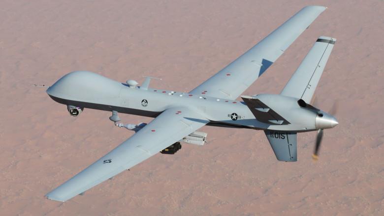 Drona MQ-9 Reaper a fost folosită în atacul asupra generalului iranian Qasem Soleimani