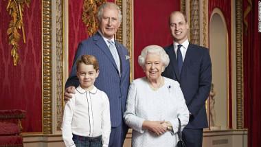 mostenitorii tronului britanic