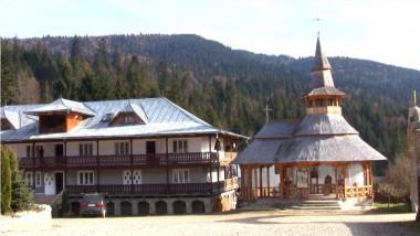 manastirea petru voda neamt - captura tv